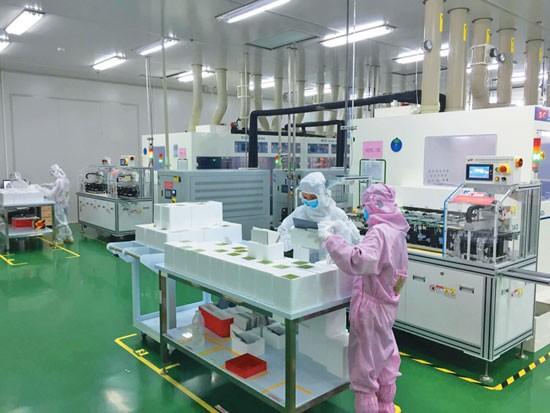 Bac Kan développe de petites zones industrielles - ảnh 1