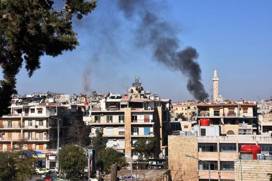 Syrie: près d'un million de personnes assiégées - ảnh 1