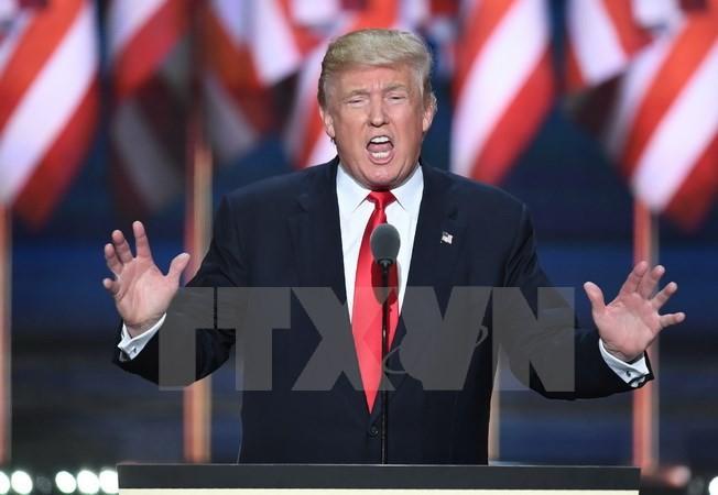 Trump retirera les États-Unis du TPP dès son premier jour de mandat  - ảnh 1