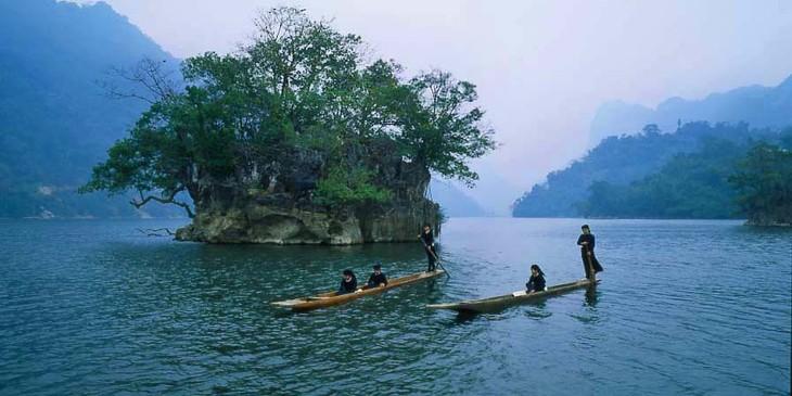 Ba Be-le plus grand lac naturel du Vietnam  - ảnh 2