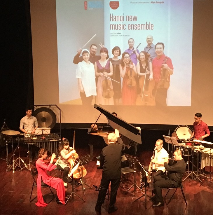 Hanoi new music ensemble - ảnh 1