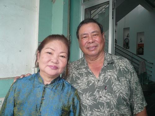 Truc Linh, la passeuse de flambeau du cai luong - ảnh 1