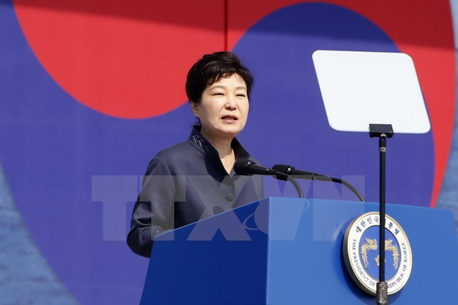 République de Corée: Park Geun-Hye prête à renoncer à la présidence - ảnh 1
