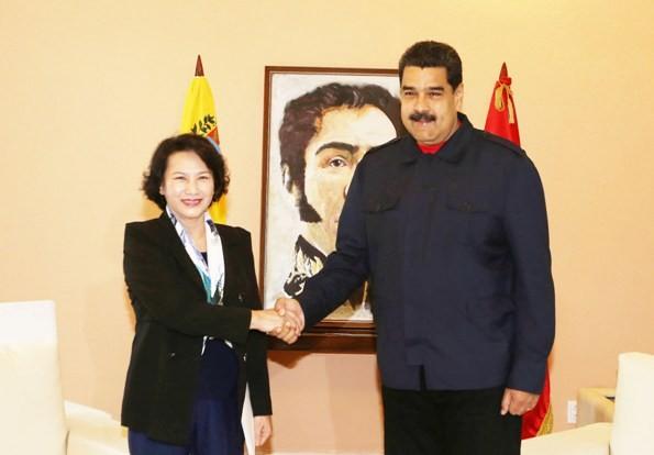 rencontre venezuelienne