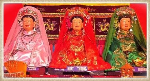 Le culte des déesses-mères des Trois mondes - ảnh 2