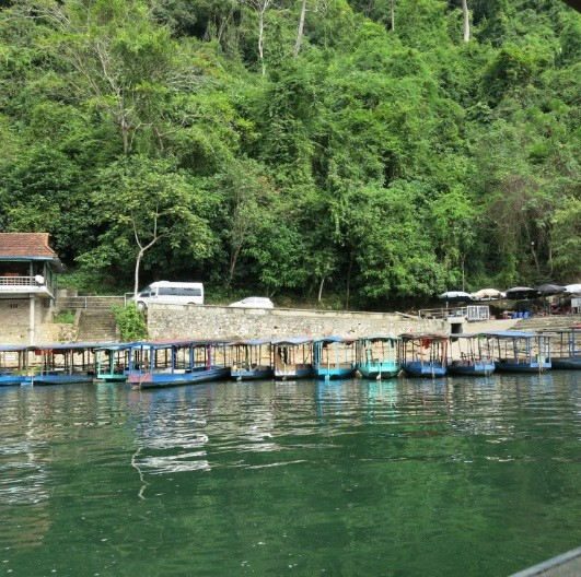 La beauté du lac de Ba Be - ảnh 3