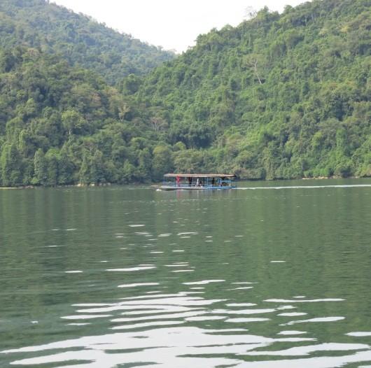 La beauté du lac de Ba Be - ảnh 5