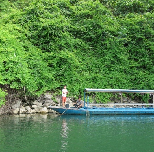 La beauté du lac de Ba Be - ảnh 6