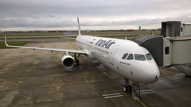 Iran Air réceptionne son premier A321 - ảnh 1