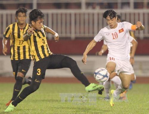 Victoire de l'équipe vietnamienne des moins de 23 ans contre celle de la Malaisie - ảnh 1