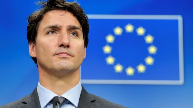 Justin Trudeau en visite en France et en Allemagne - ảnh 1