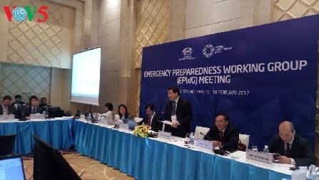 Ouverture des réunions de la 1ère conférence des hauts officiels de l'APEC - ảnh 1