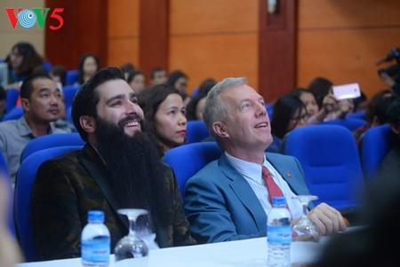 Jordan Vogt-Roberts nommé ambassadeur du tourisme vietnamien - ảnh 5