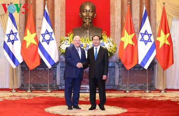 Trân Dai Quang: la coopération Vietnam-Israël tourne la page - ảnh 3