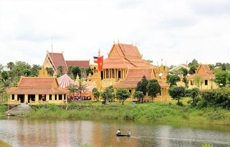 Le Village culturel et touristique des ethnies vietnamiennes - ảnh 1