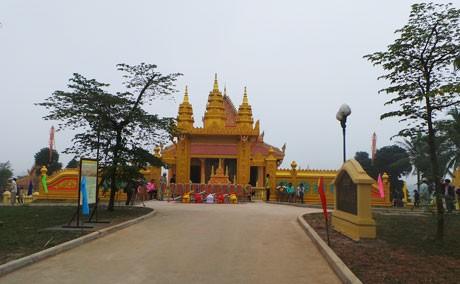 Le Village culturel et touristique des ethnies vietnamiennes - ảnh 4