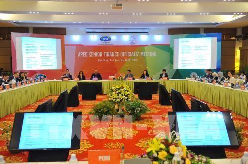 APEC : réunion des hauts officiels des finances à Ninh Binh - ảnh 1