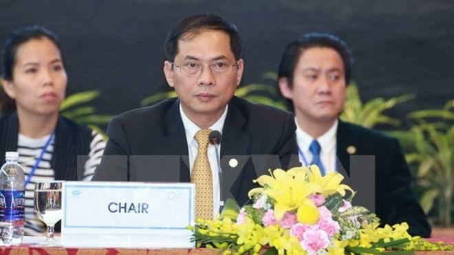 APEC: Clôture de la SOM2 et des réunions connexes - ảnh 1