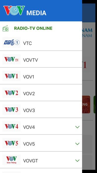 VOVMedia, nouvelle application smartphone - ảnh 1