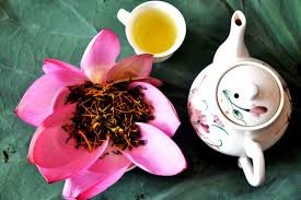 Gastronomie: Leçon 11: Le thé au lotus - ảnh 1