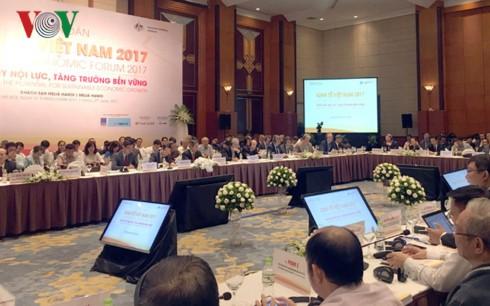 Forum économique du Vietnam 2017 - ảnh 1