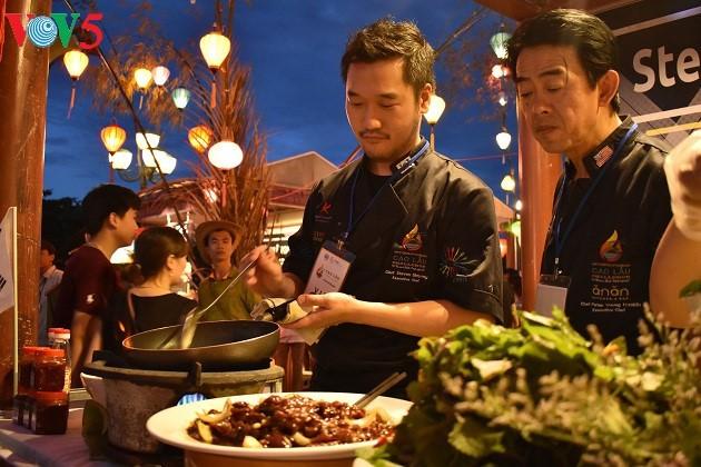 Le Cao Lau revisité par des chefs cuisiniers internationaux - ảnh 2