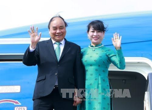 Nguyen Xuan Phuc termine sa visite aux Pays-bas - ảnh 1