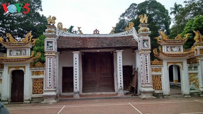 Ta Thanh Oai, un village fier de son érudition - ảnh 1