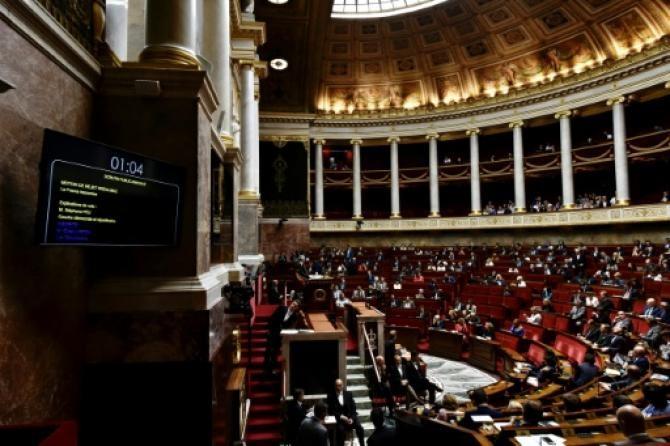 France: l'Assemblée adopte la réforme du code du travail - ảnh 1