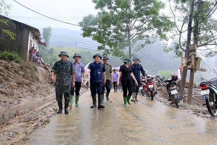 Mieux faire face aux catastrophes naturelles - ảnh 1