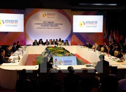 L'ASEAN et la Chine adoptent le projet-cadre du COC - ảnh 1