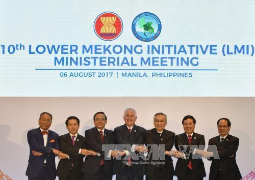 Ouverture de la 10ème conférence des ministres des AE du LMI - ảnh 1