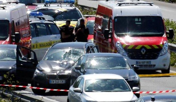 Attaque à Levallois-Perret : Le suspect toujours hospitalisé - ảnh 1
