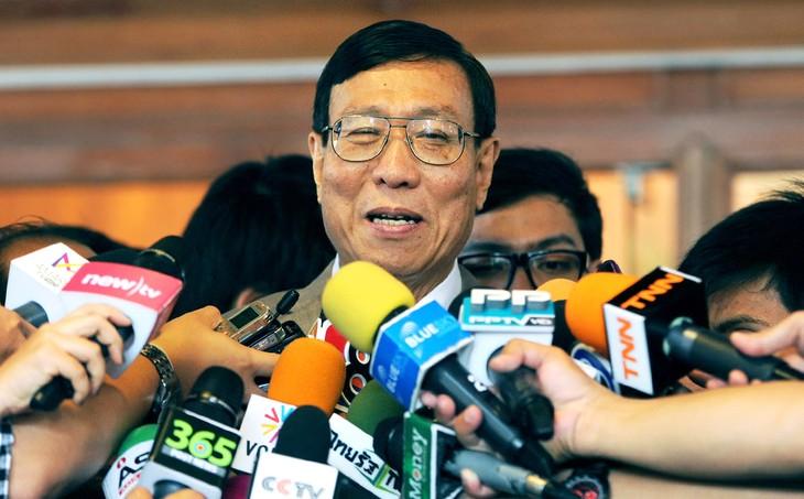Le président de l'Assemblée Nationale législative de Thaïlande attendu au Vietnam - ảnh 1