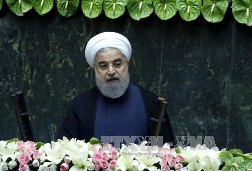 L'Iran menace de sortir de l'accord de 2015 en cas de nouvelles sanctions américaines - ảnh 1