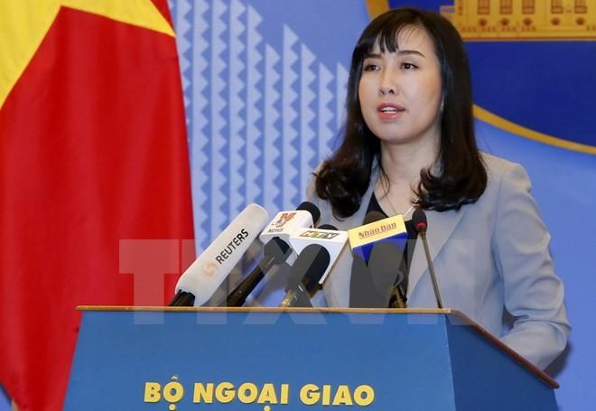 Le Vietnam condamne l'attentat de Barcelone - ảnh 1
