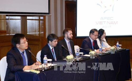 Début de la 3e conférence des hauts officiels de l'APEC à Ho Chi Minh-Ville  - ảnh 1