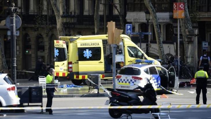 Attentat de Barcelone: 26 Français blessés, dont «au moins» 11 gravement - ảnh 1