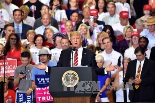 Donald Trump étrille ses alliés du Congrès - ảnh 1