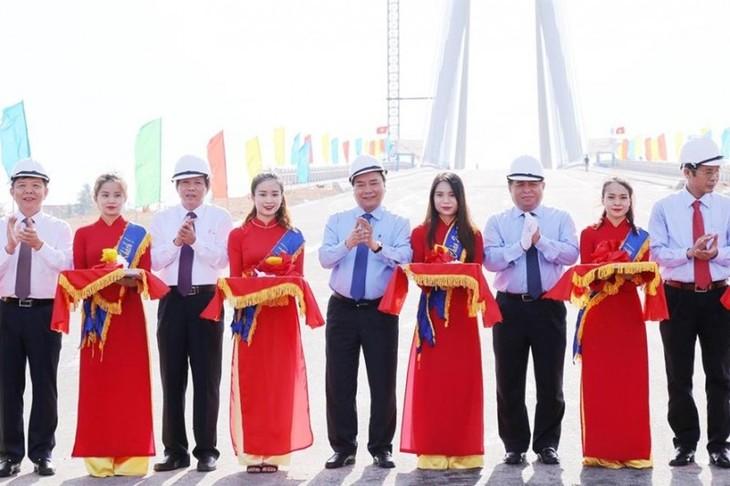 Le Premier ministre à Quang Binh - ảnh 1
