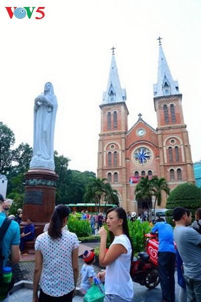 Ho Chi Minh-ville déterminée à matérialiser l'objectif d'accueillir 6 millions de touristes étranger - ảnh 1