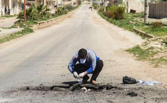Un rapport de l'ONU attribue l'attaque au sarin de Khan Cheikhoun à l'armée syrienne - ảnh 1