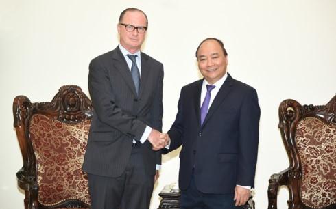 L'ambassadeur autrichien reçu par Nguyen Xuan Phuc - ảnh 1