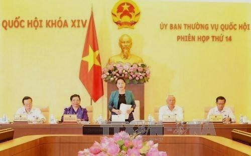Le comité permanent de l'AN discute du rapport sur la lutte anti-corruption - ảnh 1