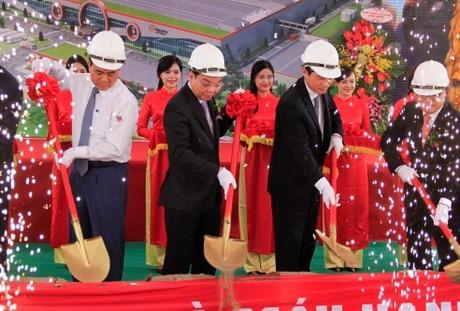 Construction de la première usine d'équipements pour moteurs d'avion au Vietnam - ảnh 1