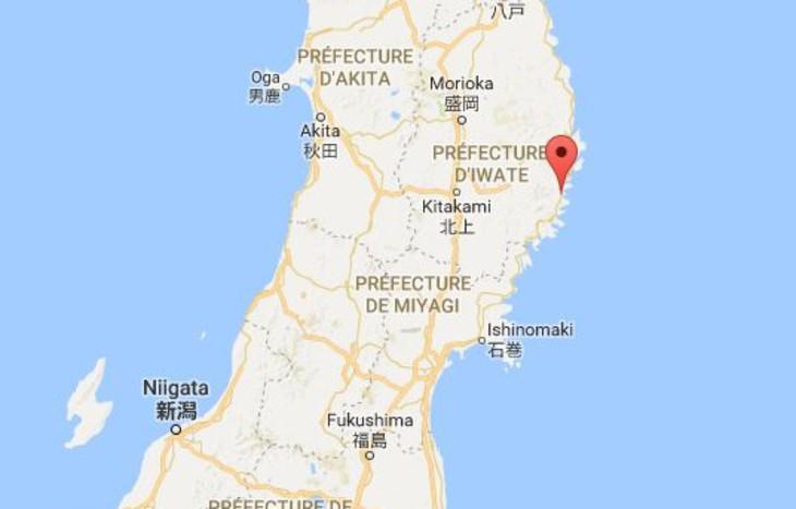 Japon : un séisme d'une magnitude de 6,1 frappe la côte est - ảnh 1