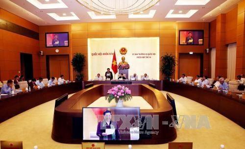 L'Assemblée nationale veut promouvoir la coopération spatiale vietnamo-américaine - ảnh 1