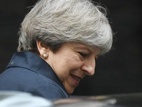 Brexit : l'UE salue le discours « constructif » de Theresa May - ảnh 1
