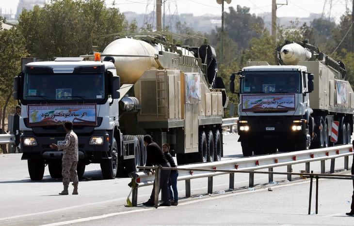 Iran: Un nouveau missile à tête multiples aurait été lancé «avec succès» - ảnh 1