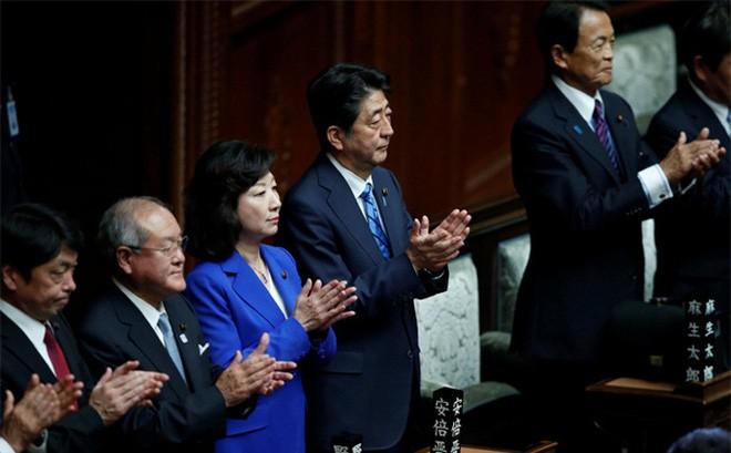 Japon : Le Premier ministre dissout la chambre basse du Parlement - ảnh 1